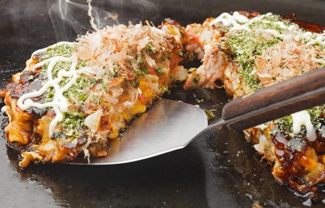Shall We Cook Japanese Pancake, Okonomiyaki?