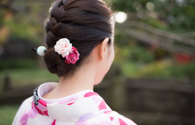 Shell We Dress Up With Kanzashi? Japanese Cool Hair Ornament